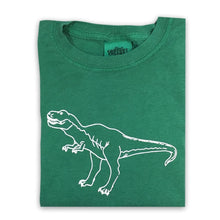 T-Rex Long Sleeve Tee - Green