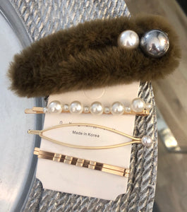 Fur pearl bundle