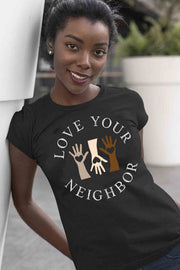 It Starts With Loving Your Neighbor