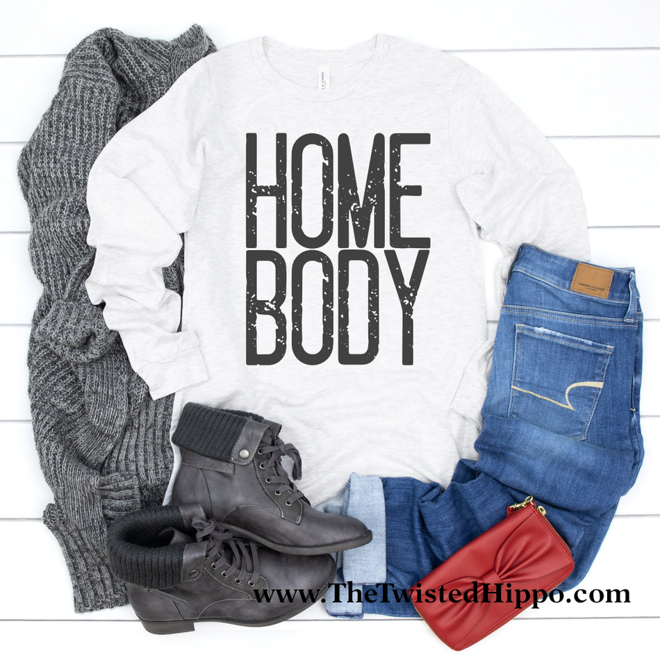 Homebody Comfy  Long Sleeve T-shirt