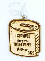 Pandemic - Toilet Paper 2020 Ornaments