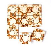 Here Kitty Kitty - Cat Puzzle - Brain Teaser - Mind Challenger - Wood Puzzle