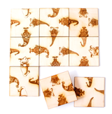 The Impossibly Possible Wooden Puzzle - Garden Gnome - Brain Teaser
