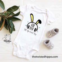 Load image into Gallery viewer, Hip Hop Till You Can't Stop Easter Baby Bodysuit - 4 COLORS