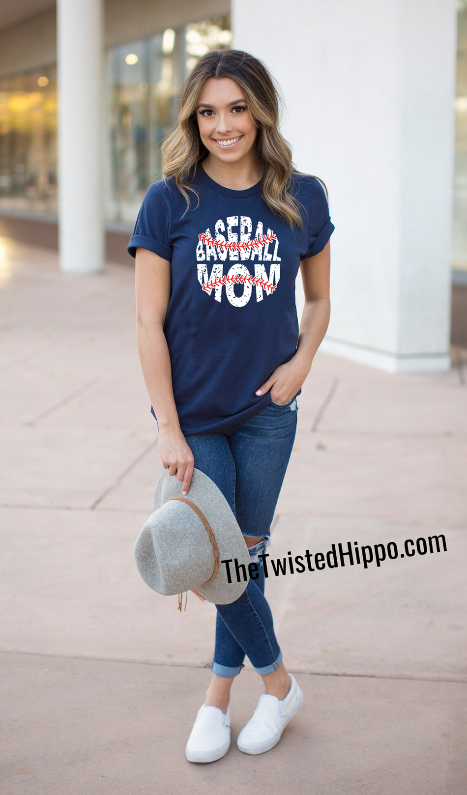 CLEARANCE Baseball Mom Game Day Unisex  Tee