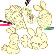 Bundles of Bunnies Mini Art Kit