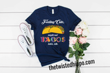 Feeling Cute Might Eat Tacos Later idk unisex tee
