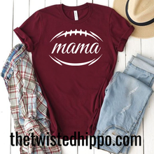 Load image into Gallery viewer, Football Mama Unisex Crew Next Tee