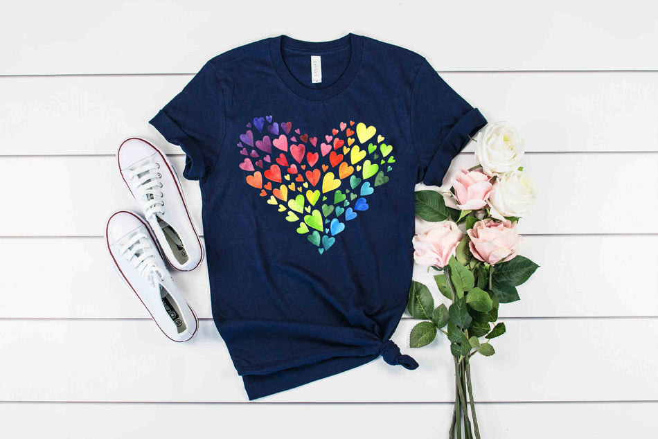 Show Your Love For All with a Rainbow . . .