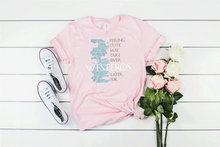 Load image into Gallery viewer, Soft Pink Feeling Cute Might Take Over Westeros Later, IDK GOT Unisex Tee