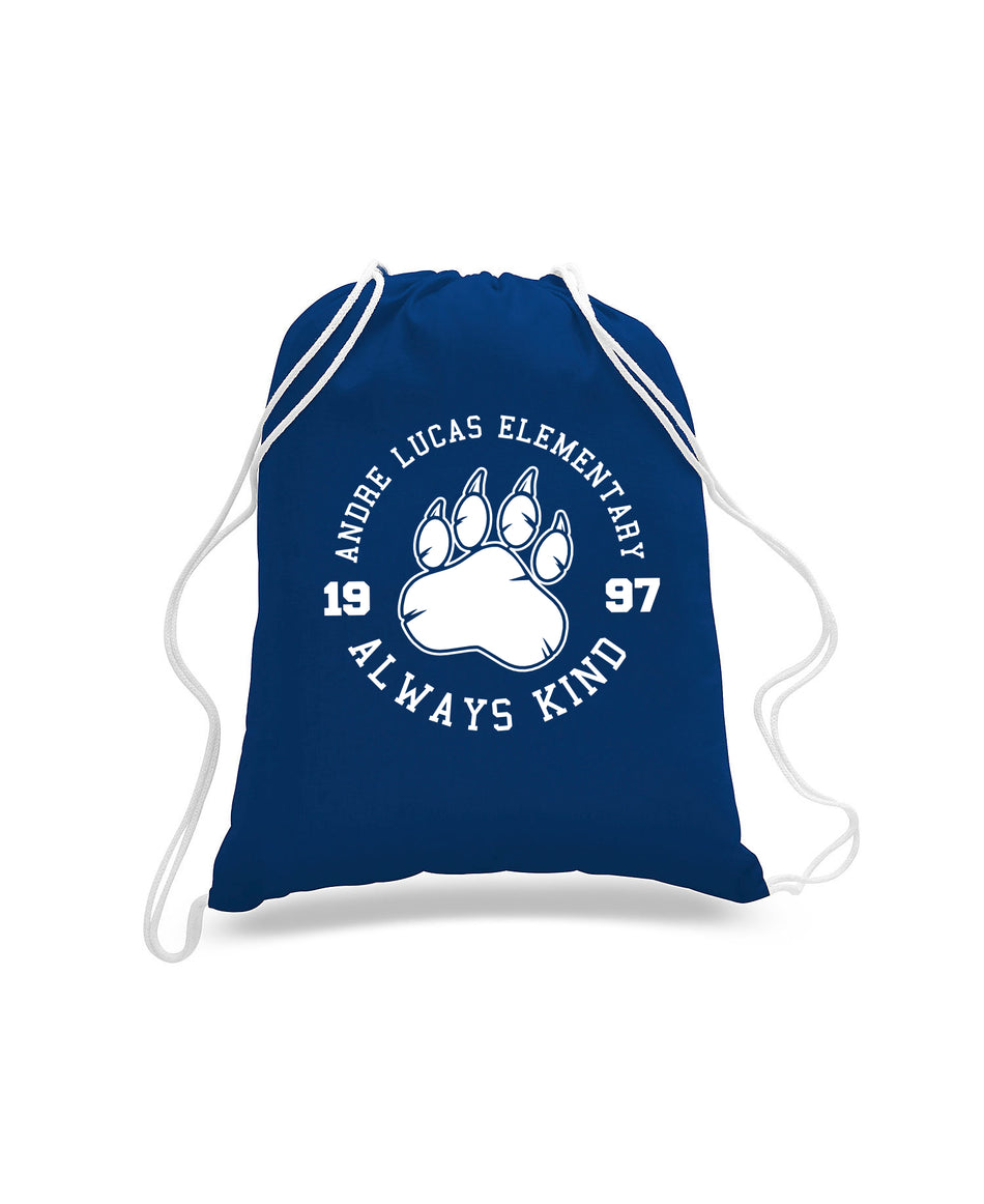 Drawstring Bags - Andre Lucas Elementary