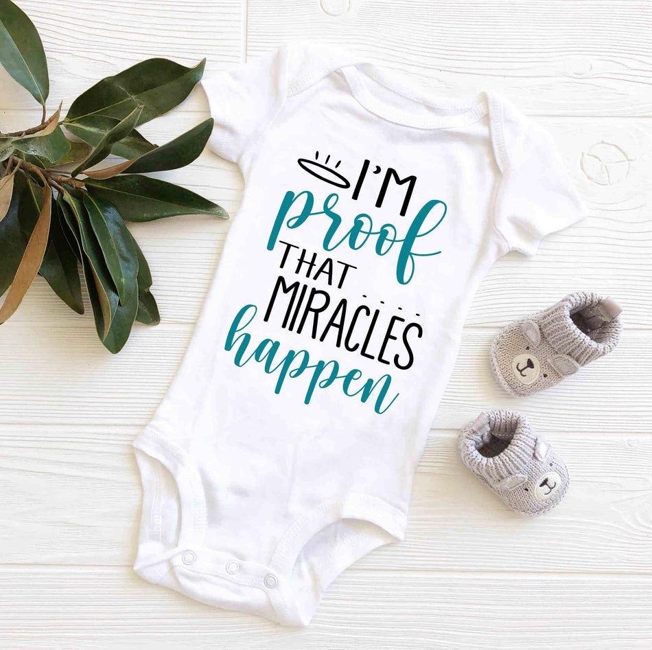 A true little miracle . . .