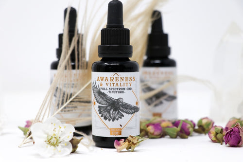 Awareness & Vitality Tincture 300 MG CBD