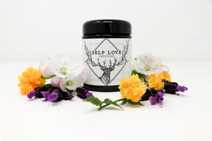 Organic Self Love Sugar Scrub