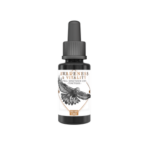 Awareness & Vitality Tincture 300 MG
