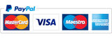 Sketc London ways to pay with paypal and visa