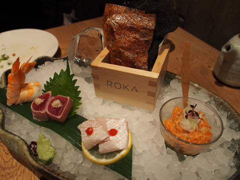 Roka Aldwych Sketch London Fashion Review