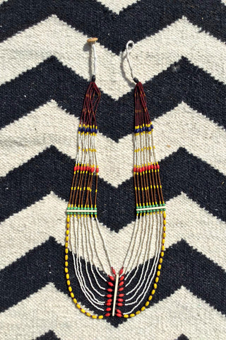 Tribal Cool Bead Necklace