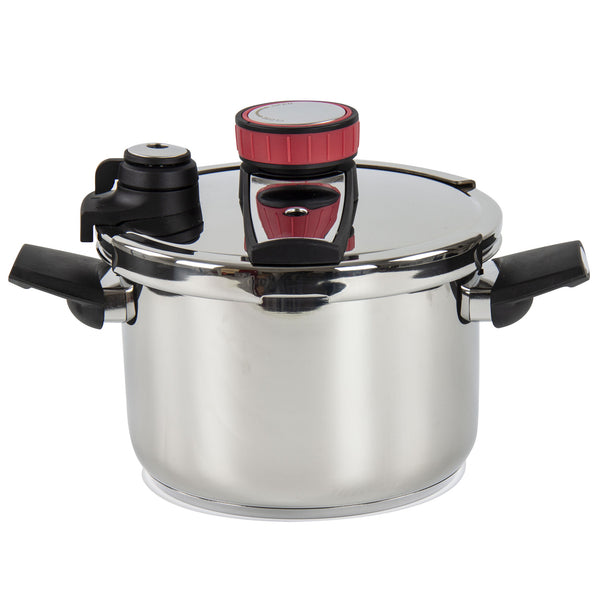 FUMA STAINLESS STEEL PRESSURE COOKER 1 PC