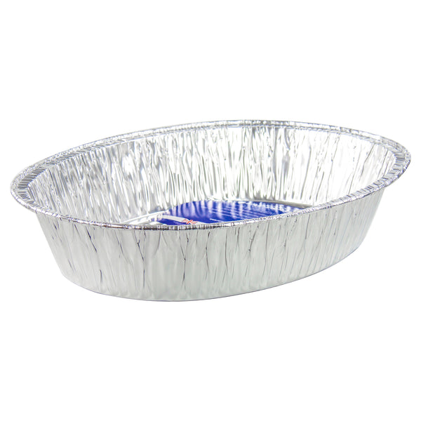 DISPOSABLE LARGE OVAL TRAY