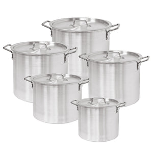 ALUMINUM COOKWARE 5 PCS SET