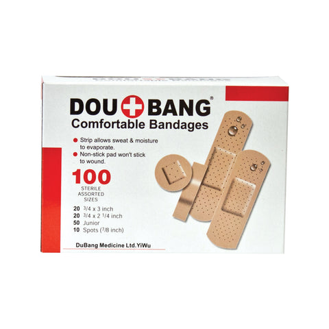 DOU BANDAGES FIRST AID