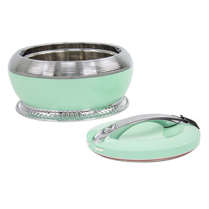 FOREVER GOLD HOT POT-FOOD WARMER CONTAINER 3PCS