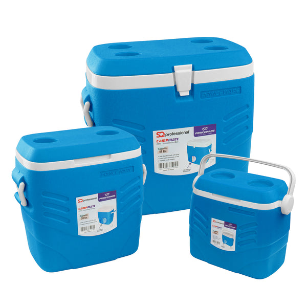 SQ PROFESSIONAL CAMPMATE ICE CHEST 3 PCS