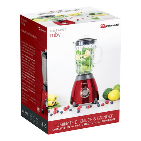 GEMS RANGE - LUMINATE BLENDER & GRINDER