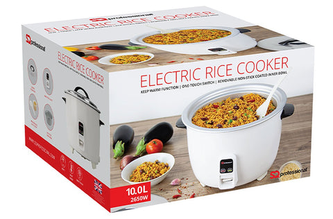 BLITZ RANGE - ELECTRIC RICE COOKERS (LARGE)