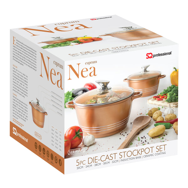 NEA DIE CAST STOCKPOT SET