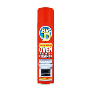BIG D OVEN $ GRILL CLEANER