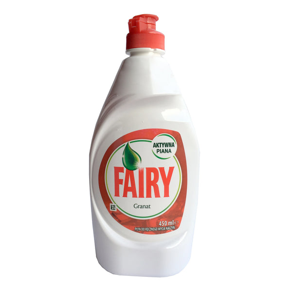 FAIRY LIQUID WASH