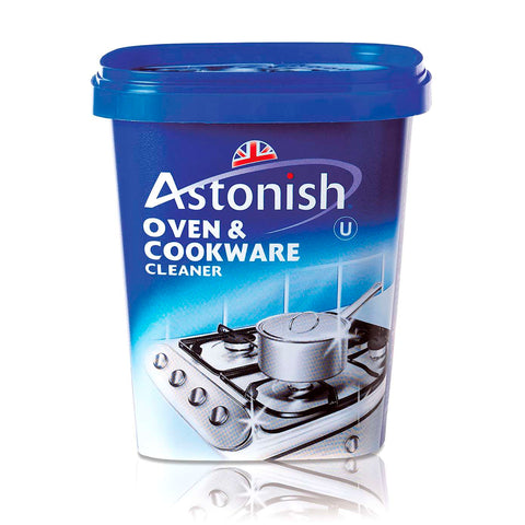 ASTONISH OVEN & COOKWARE CLEANER