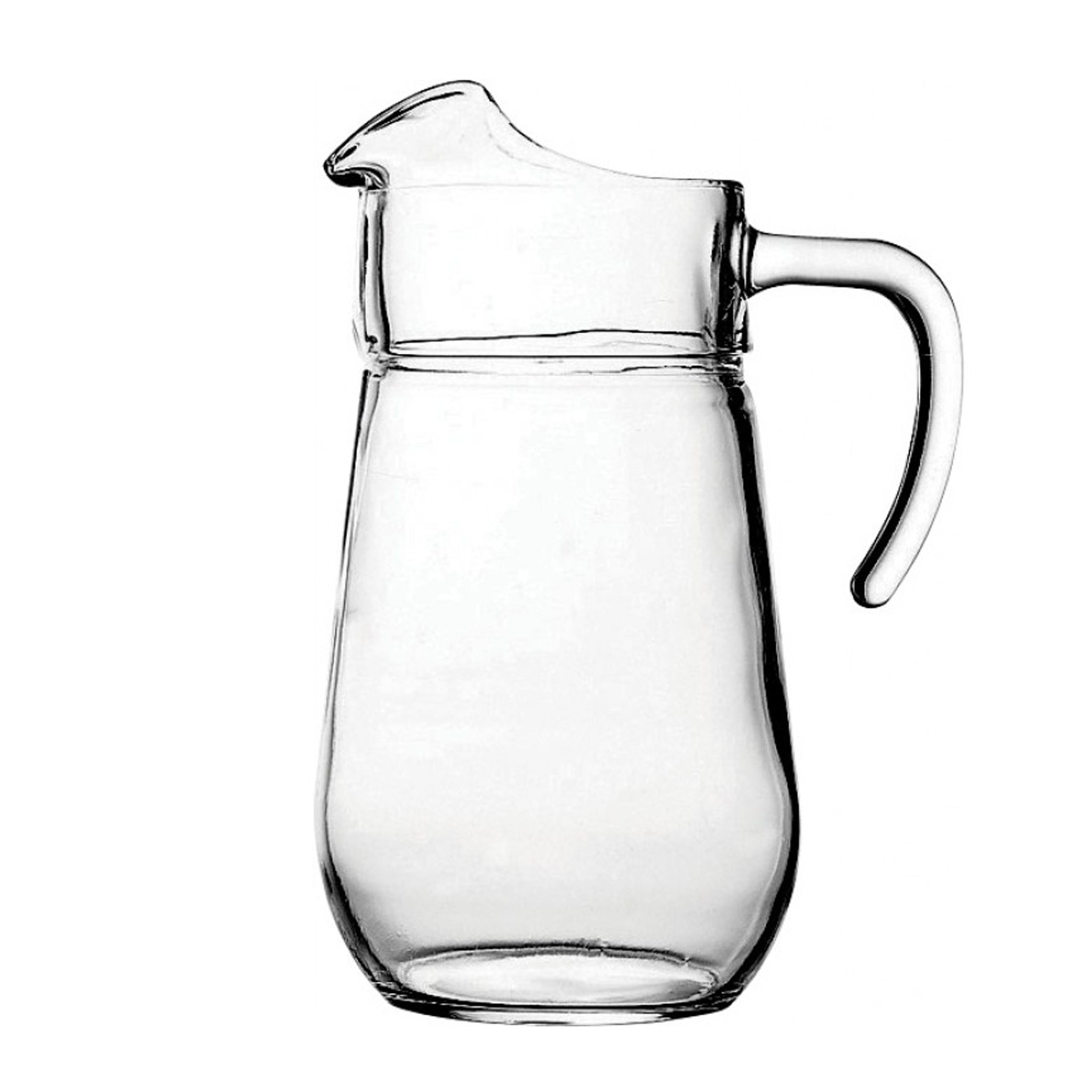 HIGH QUALITY GLASS CONTAINER 1 PC