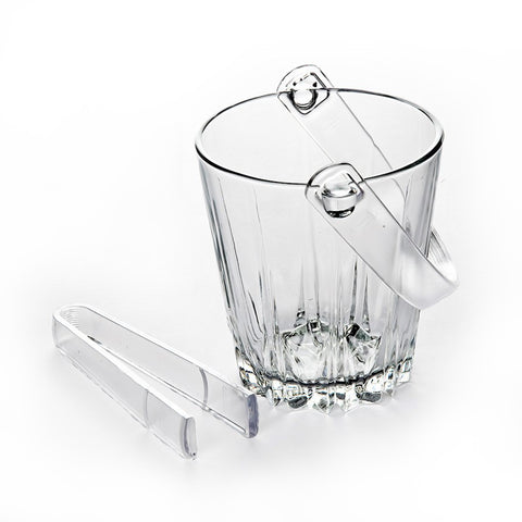 HIGH QUALITY GLASSWARE 2 PCS