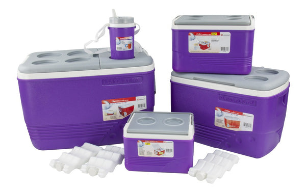 ICE CHESTS - 5 PC ICE CHEST SET