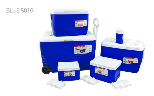 ICE CHESTS - 6 PC ICE CHEST SET