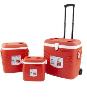 ICE CHESTS - 3PC CAMPMATE ICE CHEST SET WITH WHEELS