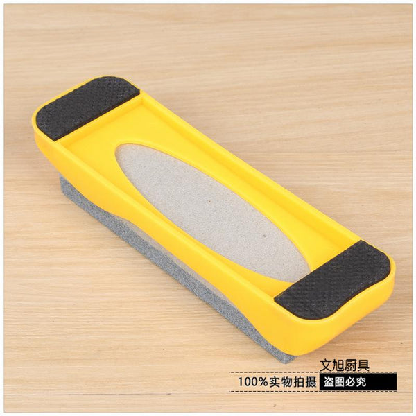 KNIFE SHARPENER WITH DIFFERENT COLOR
