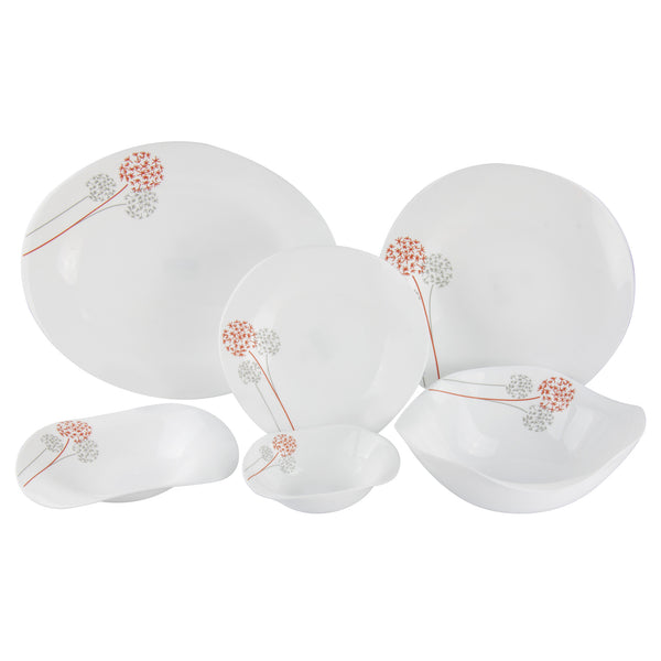 HEAT RESISTANT BESTWAY DINNER SET 27 PCS