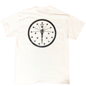 White Indy Shirt
