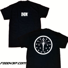 Load image into Gallery viewer, Black Indy Shirt
