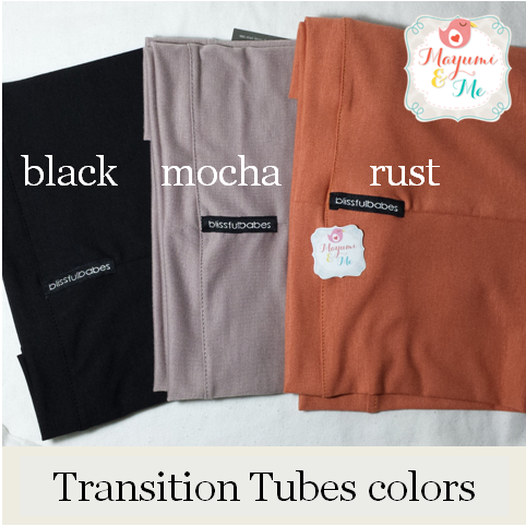 Blissfulbabes Transition Tubes