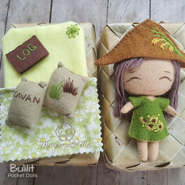 Bulilit Pocket Doll: Ani