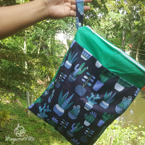 Double Pocket Wet Bags