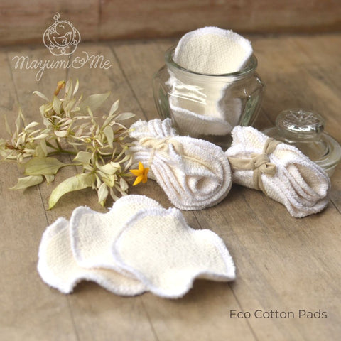 Eco Cotton Pads {Bundle of 5pcs}