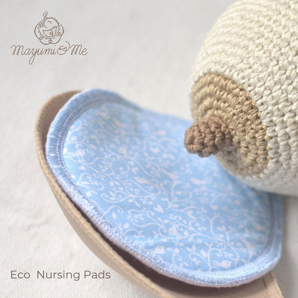Eco Nursing Pads {1 pair}