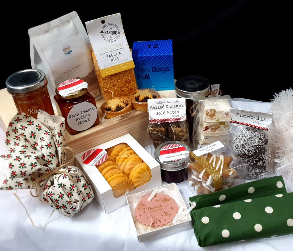 The Gourmet Foodie Hamper