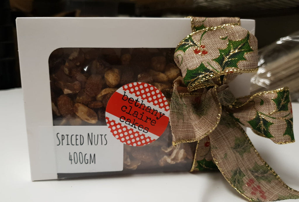 Spiced Nuts 400gm